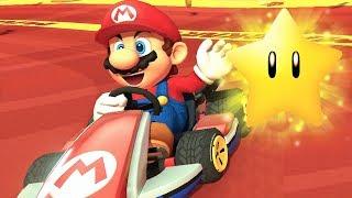 Mario Kart 8 Deluxe - 150cc Bell Cup Grand Prix (Mario Gameplay)