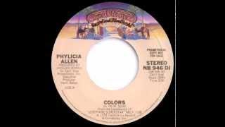 Phylicia Allen - Colors (1978)