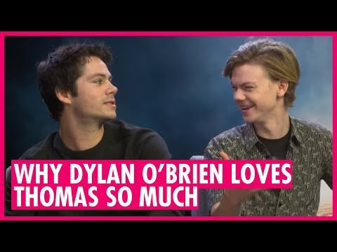 What Dylan O'Brien Loves Most About Thomas BrodieSangster. Maze Runner: Death Cure