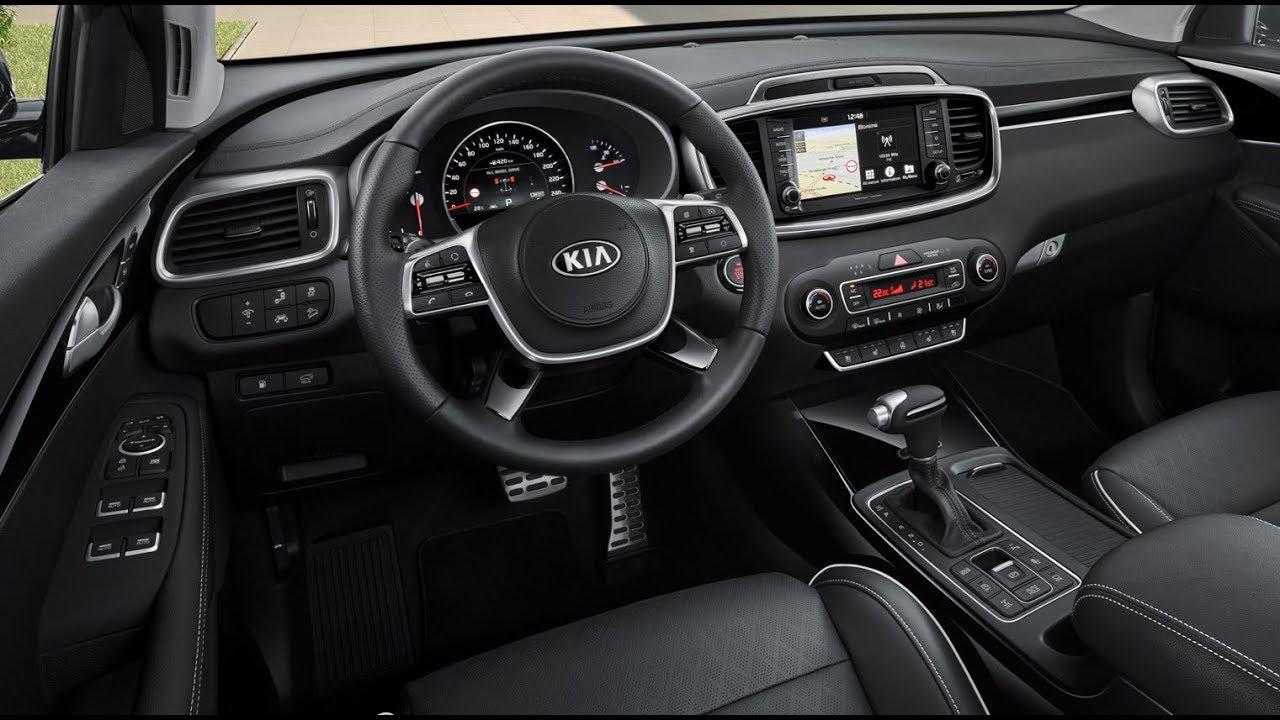 2019 kia sorento - interior  exterior and driving