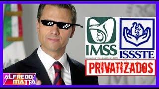 Te Explico la Privatización del IMSS y el ISSSTE.. En 4 Minutos thumbnail