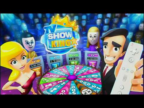 TV Show King (WiiWare) Gameplay