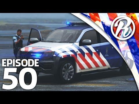 [GTA5] K-MAR PATROL IN DE VOLKSWAGEN AMAROK!! - Royalistiq | Nederlandse Politie #50 (LSPDFR 0.31)