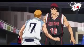 Kuroko no Basket Seirin vs Rakuzan Match Moments Part 1 -Ss2