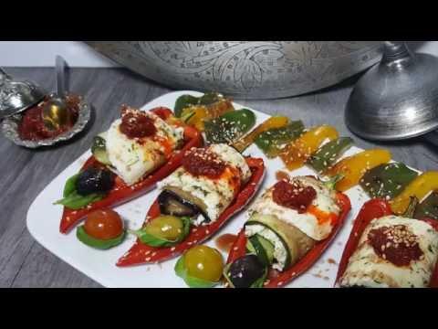 Patlicanli vede kabakli  Mozzarella peyniri+  Degisik meze# Mozzarella peynirli Caprese tarifi