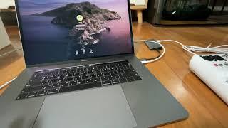 맥북 USB 인식에러, SMC 재설정, 전원끄고 누르세…
