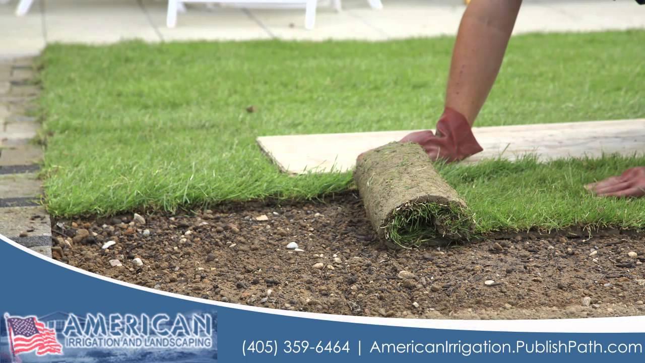 American Irrigation Landscaping Lawn Garden In Edmond