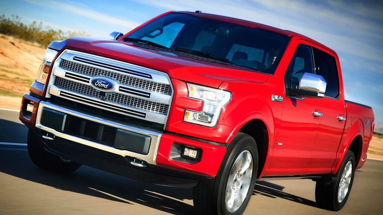 La Ford F-150 ganó el premio camioneta del año en el ...