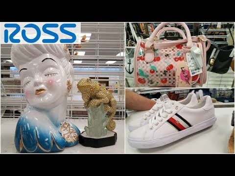 ROSS SHOP WITH ME BEAUTY HANDBAGS SHOES HOME DECOR HOME IDEAS WALK THROUGH MAY 2018
