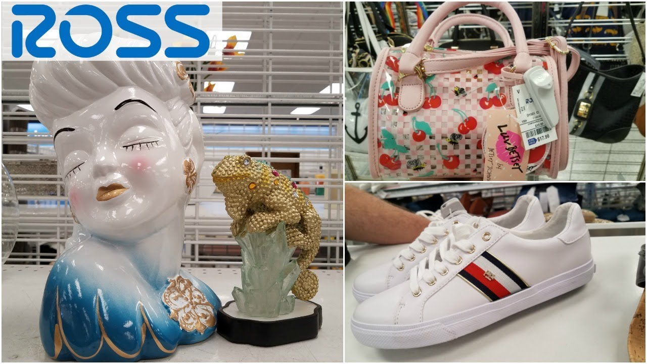 Ross With Me Beauty Handbags Shoes Home Decor Ideas Walk Through May 2018