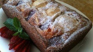 """cookingwithkhadija"" Collab Video Fruit Cake/tart فيديوكيكة فواكه بتعاون مع"