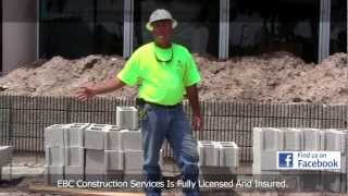 Masonry Fort Lauderdale | Shell Contractor Florida