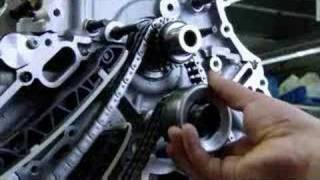 Mercedes-Benz AMG Engine assembly