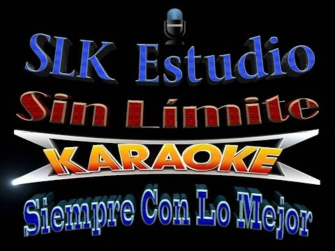 Te querré - Marco Masini - Karaoke Full