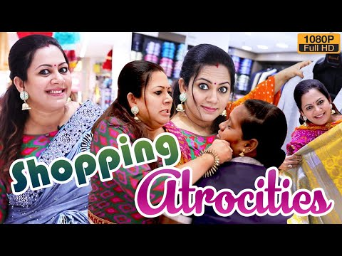 Super Shopping Tour with BIGGBOSS Archana | Velavan Stores | T-Nagar | Chennai | Kalakkalcinema | HD