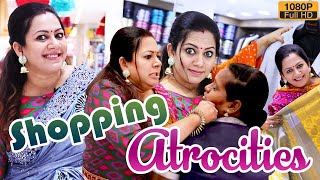 Super Shopping Tour with BIGGBOSS Archana | Velavan Stores | T-Nagar | Chennai | Kalakkalcinema | HD