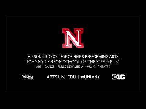 Welcome to Nebraska Theatre (UNL)