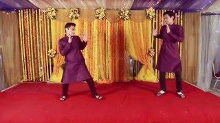 Holud dance performance on Maa da laadla in Dhaka (Shamanta & Rony's Wedding) part 3