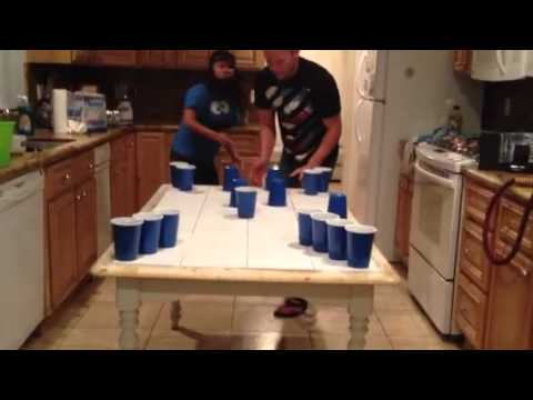 Crossfire YouTube - Four corners drinking game