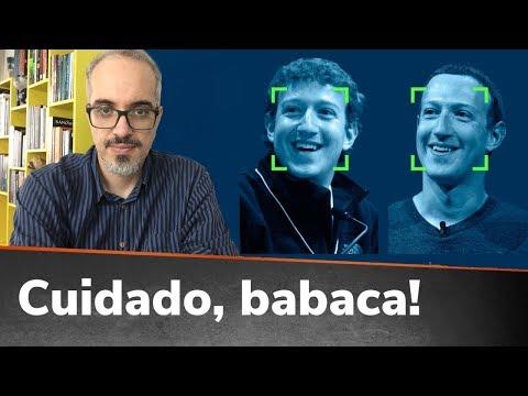 """O """"DESAFIO DOS 10 ANOS"""" É PARA TE ESPIONAR, BABACA!"""