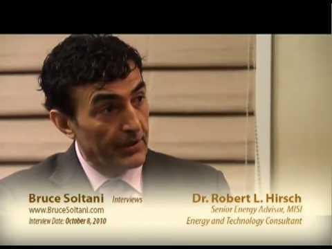 Peak Oil Dr. Robert Hirsch (Part 2 of 2)