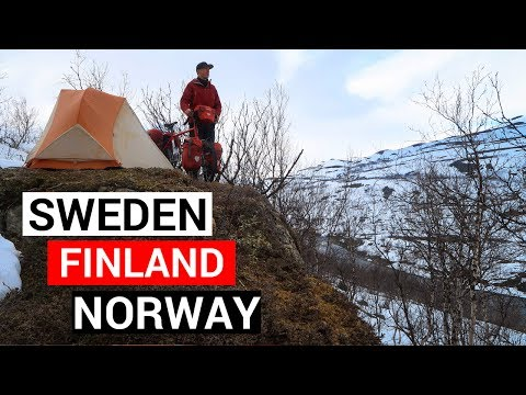 Sweden, Finland & Norway Bike Tour: Bicycle Touring Pro Docu