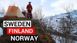 Sweden, Finland & Norway Bike Tour: Bicycle Touring Pro Docume…