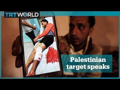 Palestinian in Israeli sniper video denies instigating violence