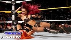 Paige & Becky Lynch vs. Naomi & Sasha Banks: SmackDown, Sept. 17, 2015