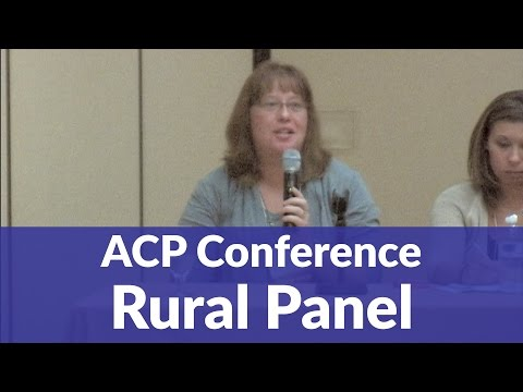 Rural/Small District ACP Panel