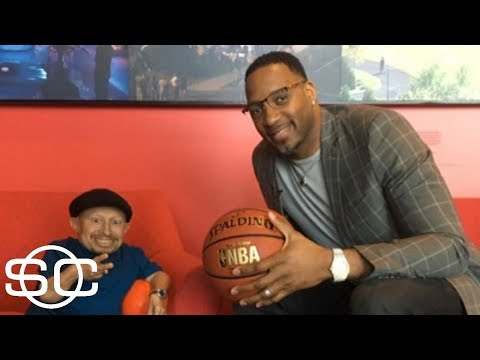 Verne Troyer is aiming for 2019 All-Star Celebrity Game MVP | SportsCenter | ESPN