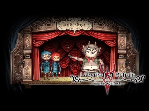 Labyrinth of Refrain: Coven of Dusk - Puppet Show Trailer (Switch, PS4, Steam)