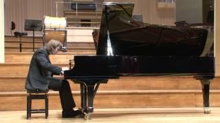 Bartók: Etude No. 3 Op. 18