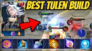 TULEN BEST BUILD FOR RANKED  | AoV | 傳說對決 | RoV | Liên Quân Mobile