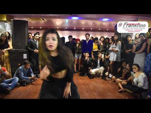 Buzz - Dance Performance By Frankfinn Student @ Ahmedabad Fresher's Party