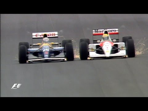 Your Favourite Spanish Grand Prix - 1991 Mansell & Senna