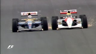 Your Favourite Spanish Grand Prix - 1991 Mansell & Senna