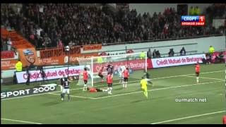 [リーグ・アン] ロリアン vs パリ・サンジェルマン 2013-14