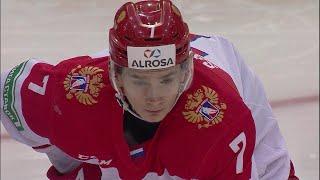 Россия - Главная юниорская лига Квебека. Хоккей. Суперсерия Россия - Канада. Молодежные сборные