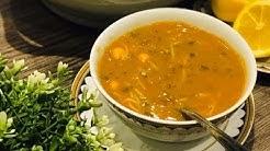 HARIRA ( soupe marocaine) / Recette RAMADAN