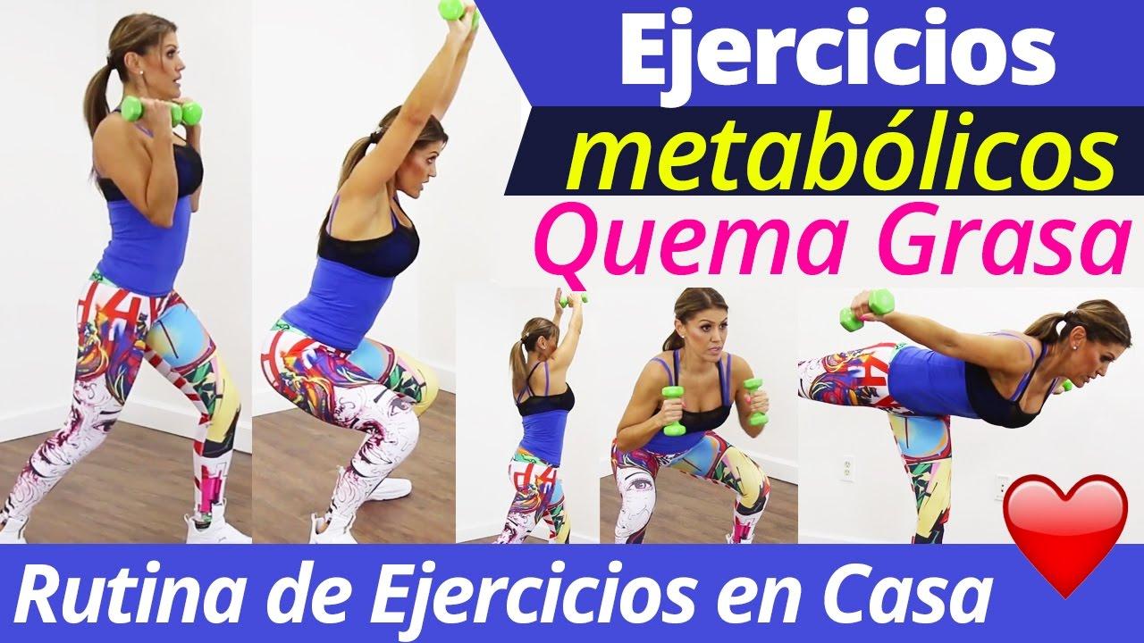 Circuito Quema Grasa En Casa : Quema grasa con ejercicios en casa rutina de