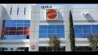 Mattel Toy Store, in San Bernardino, California!