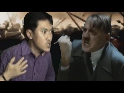 Arya Wiguna VS eyang Hitler