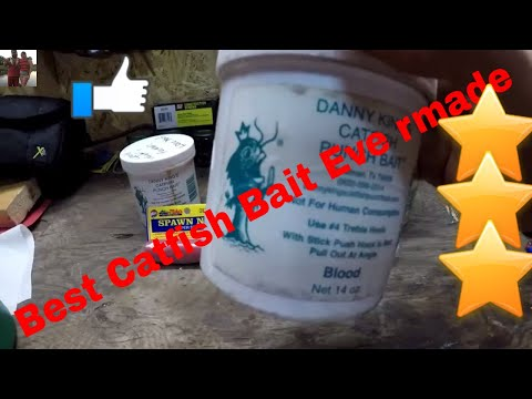 Fishing Punch Bait With A Circle Hook