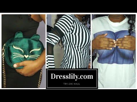 ♥ Dresslily.com Try-On Haul - DRESSLILY   Review   Haul ♥