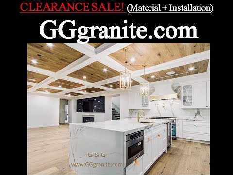 Granite Marble Quartz Countertop Fabrication