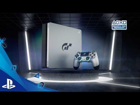 PlayStation 4 Gran Turismo Sport - EDICIÓN LIMITADA
