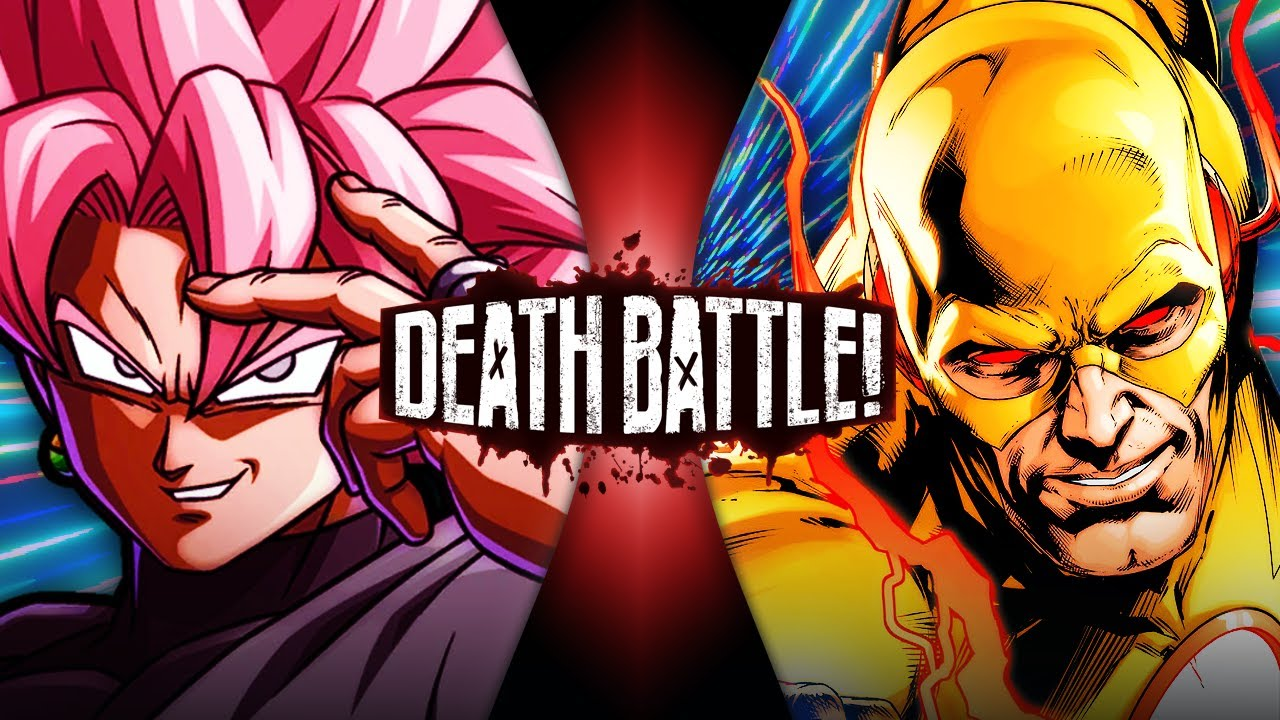 Download Goku Black VS Reverse-Flash (Dragon Ball VS DC) | DEATH BATTLE!