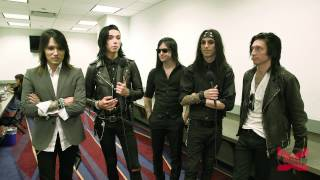 "Black Veil Brides on ""Kickstart My Heart"" Cover & Next Album"