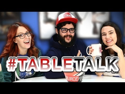 Strip Clubs and Trisha's Monster Vacation on #TableTalk!